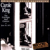 Carole King: The  Carnegie Hall Concert: June 18, 1971 [Digipak]