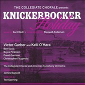 Knickerbocker Holiday / Ben Davis; Bryce Painkham; David Garrison; Christopher Fitzgerald