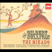 Gilbert & Sullivan: The Mikado / Sir Malcom Sargent