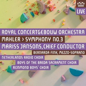 Mahler: Symphony No. 3 / Bernarda Fink, Concertgebouw Orch. - Jansons