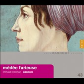 M&eacute;d&eacute;e Furieuse / works by Clerambault, Lully, Marseille, Duphly, et al. / Stephanie D'Oustrac, mezzosoprano