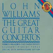 The Great Guitar Concertos / John Williams