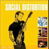 Social Distortion: Original Album Classics [Slipcase] *