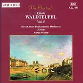 The Best of Waldteufel Vol 5 / Alfred Walter