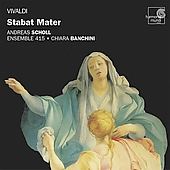 Vivaldi: Stabat Mater, etc / Banchini, Scholl, Ensemble 415