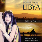 Dalinda: Songs from Libya