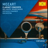Mozart: The Concertos for Oboe, Clarinet and Bassoon / Charles Neidich, Frank Morelli, Randall Wolfgang - Orpheus CO
