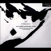 Im Freien - works by Edvard Grieg, B&#233;la Bart&#243;k, Claude Debussy / Nils Anders Mortensen, piano