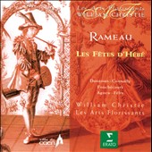 Rameau: Les Fêtes dÆHébé / William Christie, Les Arts Florissants