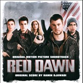 Red Dawn, Original Motion Picture Soundtrack - music by Ramin Djawadi