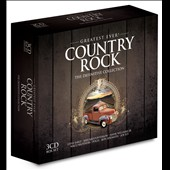 Various Artists: Greatest Ever! Country Rock [2013] [Box]