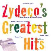 Various Artists: Zydeco's Greatest Hits