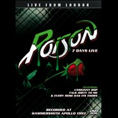Poison: Live from London *