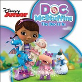 Doc McStuffins (Disney Character): Doc McStuffins: The Doc is In