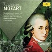 Discover Mozart - Selections from his most popular works