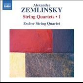 Zemlinsky: String Quartets, Vol. 1 - Quartets Nos. 3 & 4 / Escher String Quartet