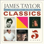 James Taylor (Soft Rock): Original Album Classics [Box]