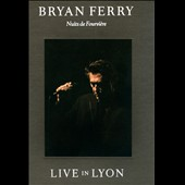Bryan Ferry: Live in Lyon [Blu-Ray/CD]
