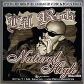 Lil Rob: Natural High Till I Die [PA]