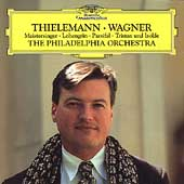 Wagner: Orchestral Music / Theilemann, Philadephia Orchestra