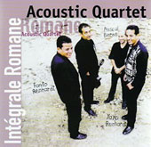 Romane: Acoustic Quartet: Integrale 7