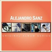 Alejandro Sanz: Original Album Series [Slipcase] *