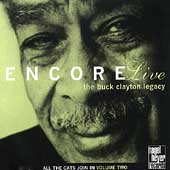 Randy Sandke (Trumpet)/Buck Clayton: The Buck Clayton Legacy: Encore Live