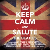 Various Artists: Keep Calm and Salute the Beatles [Digipak]