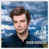 'En Plein Air' - works by Bach, Schumann, Bartok and Janacek that speak to us of 'outdoors' / David Kadouch, piano