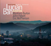 Lucian Ban/Elevation: Songs From Afar