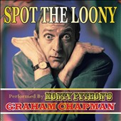 Graham Chapman: Spot the Loony
