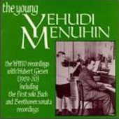 The Young Yehudi Menuhin- The HMV Recordings 1929-30