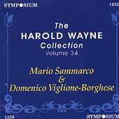 The Harold Wayne Collection Vol 34 - Mario Sammarco, et al