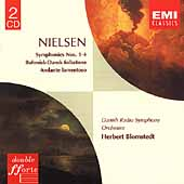 Nielsen: Symphonies no 1-4, etc / Blomstedt, Danish Radio SO