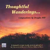 Douglas Hill: Thoughtful Wanderings, etc