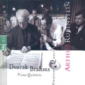 Rubinstein Collection Vol 67 - Brahms, Dvorák