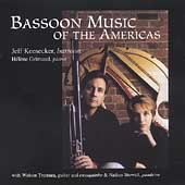 Bassoon Music of the Americas / Keesecker, Grimaud, et al