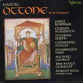 Handel: Ottone / King, Bowman, McFadden, Smith, Denley