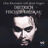 Close Encounters with Great Singers - Fischer-Dieskau