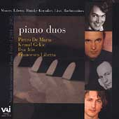 Piano Duos / Libetta, De Maria, Gekic, Itin