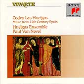 Codex Las Huelgas / Paul van Nevel, Huelgas Ensemble