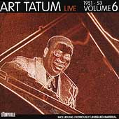 Art Tatum: Live 1951-1953, Vol. 6