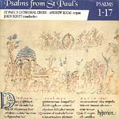 Psalms from St. Paul's Vol 1 - Psalms 1-17 / John Scott