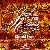Jewels of the Classics / Richard Kapp, Philharmonia Virtuosi