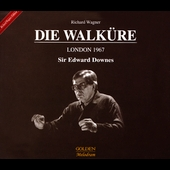 Wagner: Die Walküre / Sir Edward Downes, et al