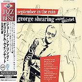 George Shearing: September Rain [Universal]