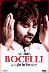 Andrea BOCELLI / A Night In Tuscany [DVD]