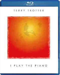 I Play The Piano - LA Jazz piano legend Terry Trotter plays works by Jerome Kern, George Gerwshwin, Duke Ellington, Irving Berlin, Vernon Duke and others [Blu-Ray]