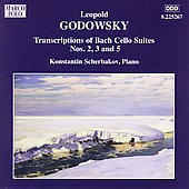 Godowsky: Piano Music Vol 7 / Scherbakov