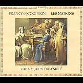 Couperin: Les nations / Kuijken Ensemble